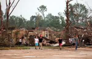 Grant for Disaster Relief