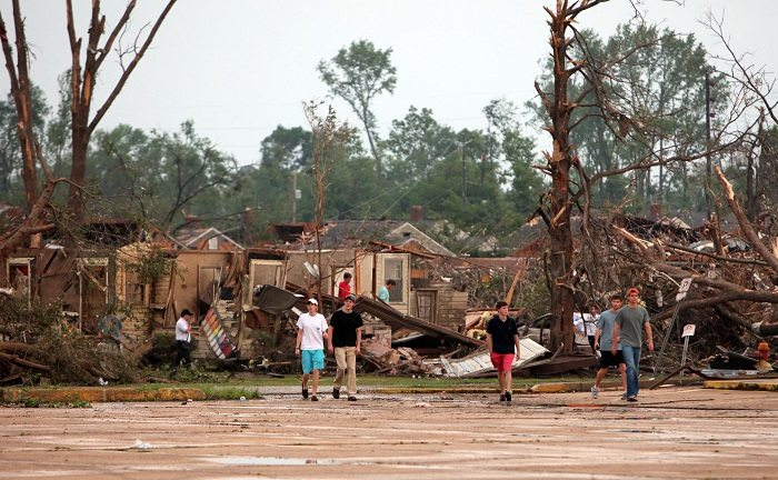 How to Apply for Grant for Disaster Relief
