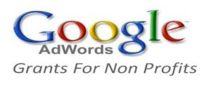 Google Grants Application