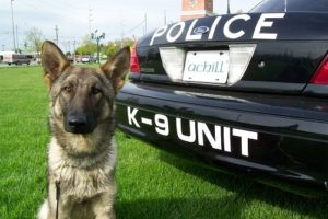 police k9 grants and grants for police dogs