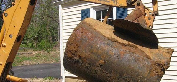 NJ Oil Tank Removal Grant