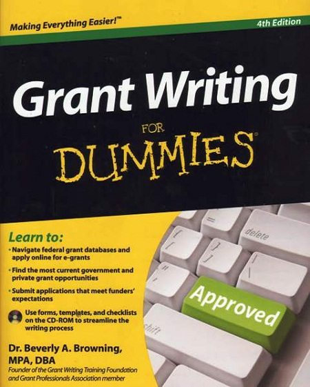 Grant Writing for Dummies 4th Edition