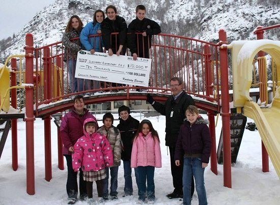 Grants for Elementary Playground Equipment