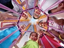 grant money playground equipment
