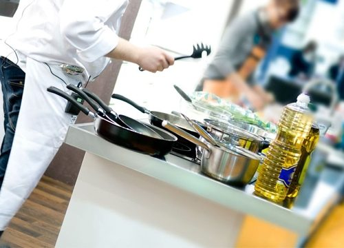Student Grants for Culinary School