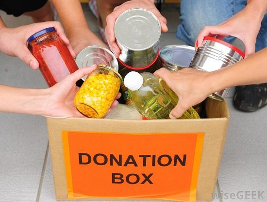 food grants for food pantries