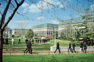 Navy ROTC Scholarship Schools - US Naval Academy Campus