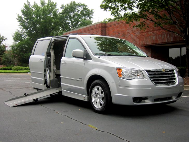 Grants for Vans for Disabled Persons in Wheelchairs