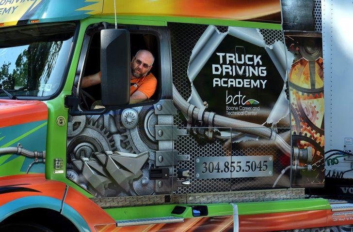 Truck Driving School Grants