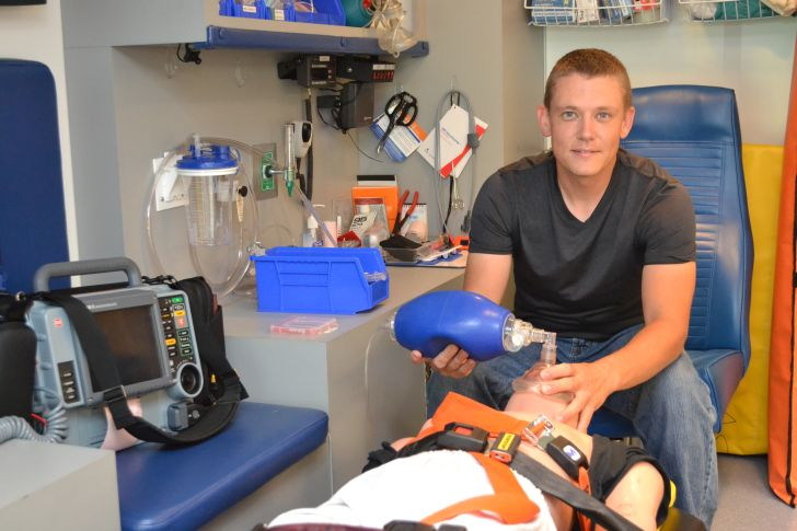 Grants for Paramedic School