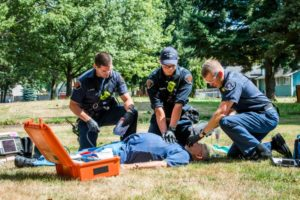 Grants for Paramedic Students
