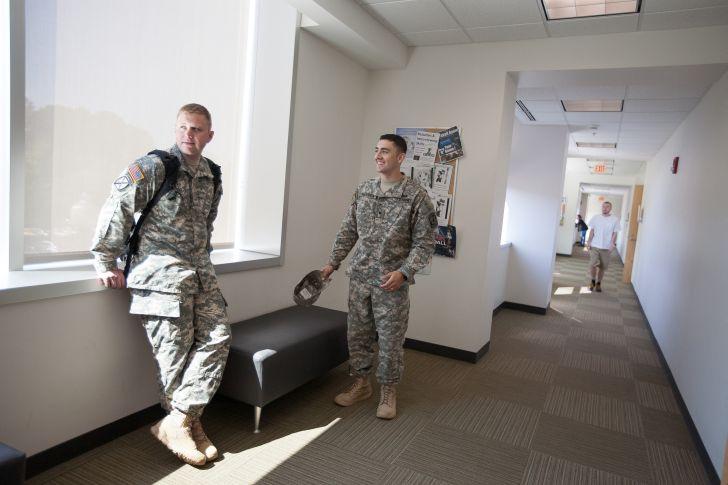 Scholarships for Grandchildren of Veterans