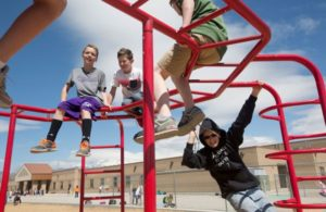 Elementary School Playground Equipment Grant