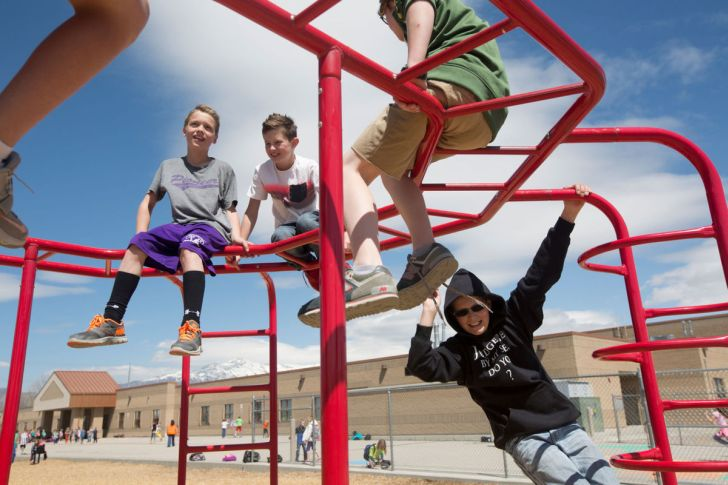 Elementary School Playground Equipment Grants
