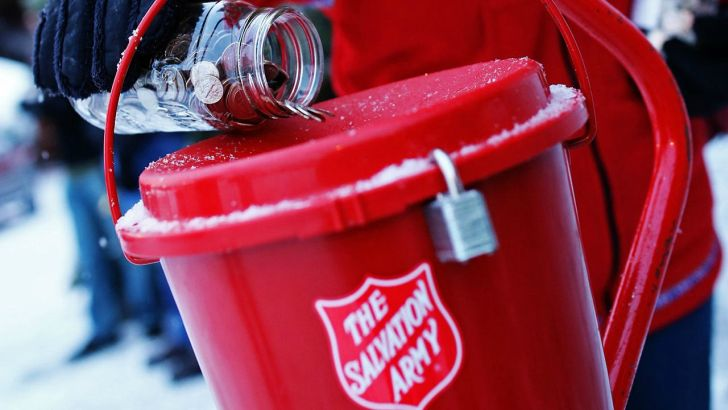Salvation Army Grants