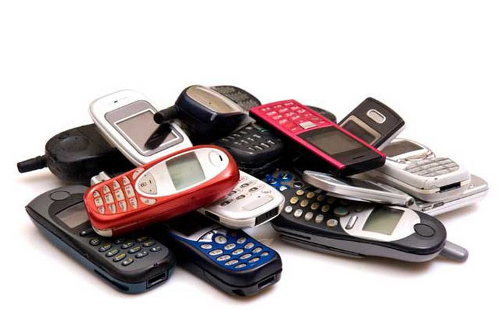 Donate Old Cell Phones