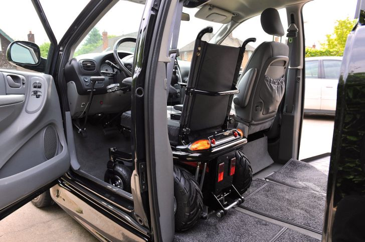 Vehicle Modifications For Disabled Drivers Support and Service