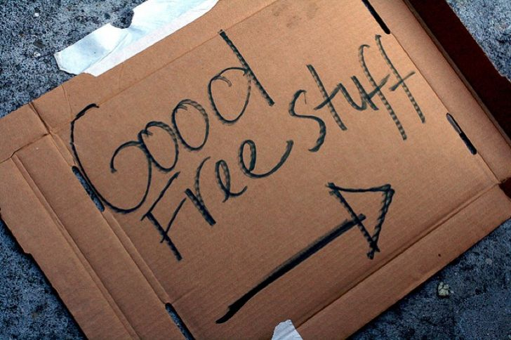 What to Do to Get Free Stuff without Surveys or Even Your Credit Card!