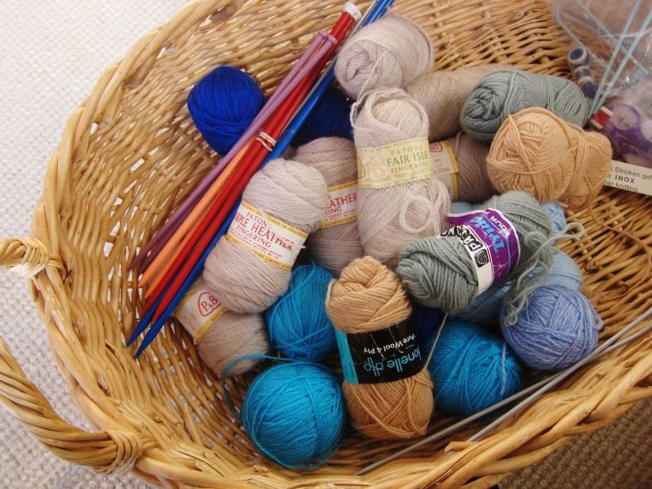 Knitting For Charity 2017 :