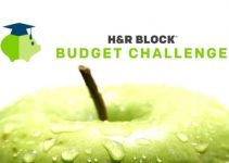H And R Block Budget Challenge Game To Get Grants And Scholarships For Winners