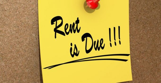 I Need Help Paying My Rent Before I Get Evicted