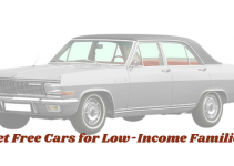 Get Free Cars for Low-Income Families Live a Better Life