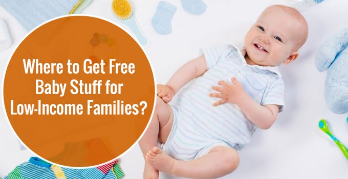 free baby stuff for low-income families