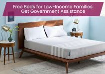 free beds for low-income families