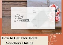 How to Get Free Hotel Vouchers Online- Explore Now!