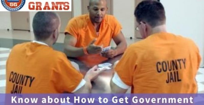 government assistance for convicted felons
