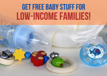 Get Free Baby Stuff for Low-Income Families!