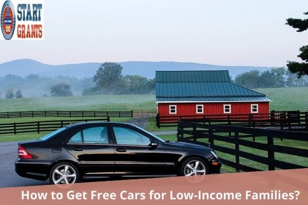 free cars for low-income families