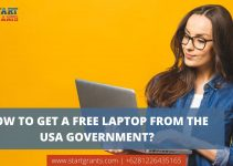 How to Get a Free Laptop from the USA Government?