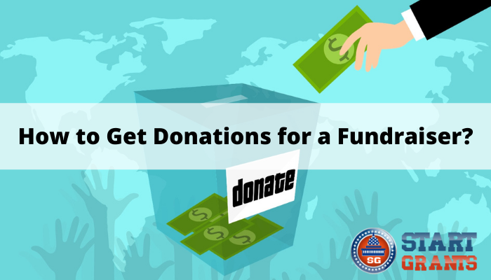 How to Get Donations for a Fundraiser